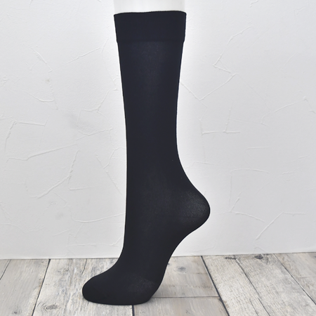 Relax middle long black